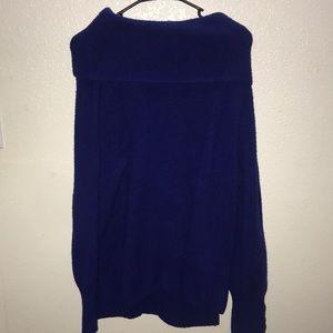 DKNY JEANS off shoulder sweater